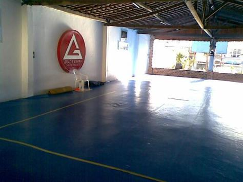Gracie Barra - Pe